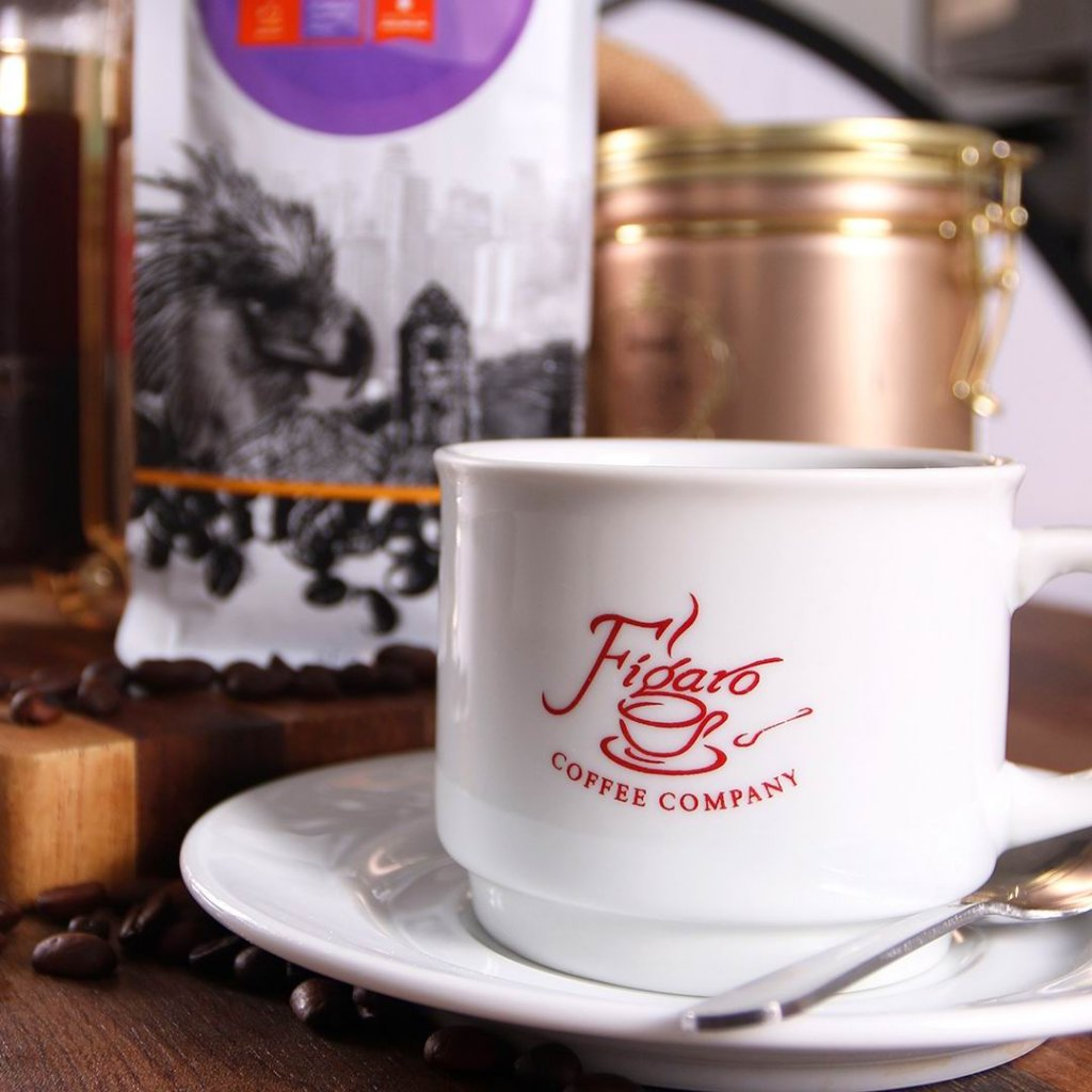 Gallery figaro coffee company for Coffee business
