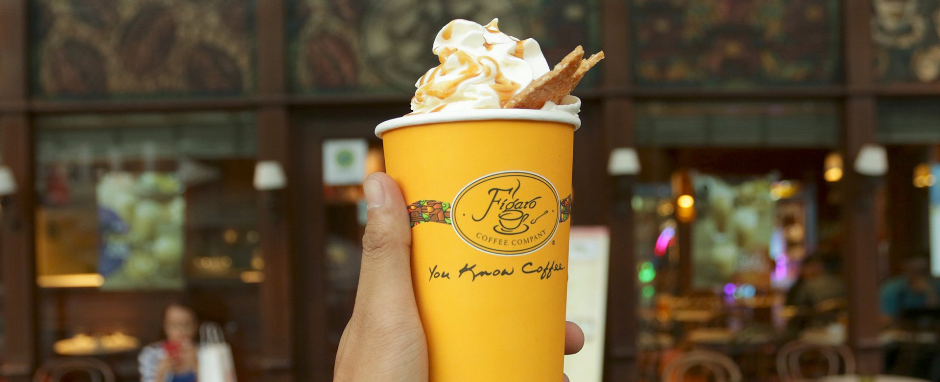 figaro coffee Homegrown coffee chain figaro coffee co is brewing plans to go big abroad with the opening of about 40 stores in the middle east over the.